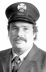 Alan Feinberg In NYFD Uniform
