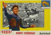Benny Friedman - Trading Card