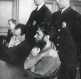 Strauss With Beard At Trial