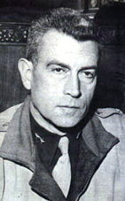 Maj. General Maurice Rose