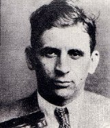 Meyer Lansky in an early mugshot