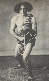 Joseph Greenstein - aka The Mighty Atom