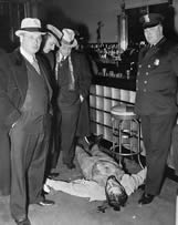 Gang Murders Crime Scene Photos http://www.j-grit.com/criminals-the-purple-gang.php